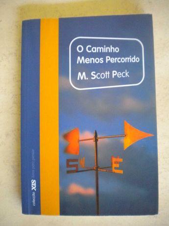O Caminho Menos Percorrido de M. Scott Peck