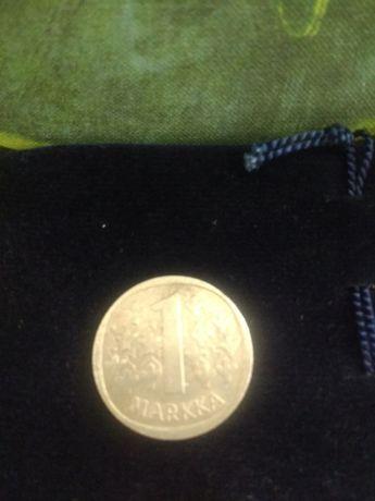 Монета 1 маркка (Суоми) 1983