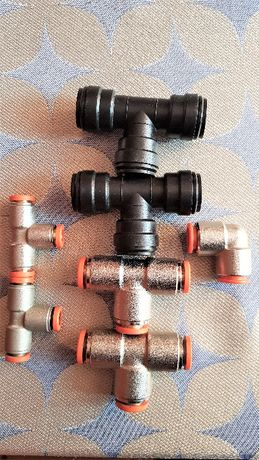 Złączki-Szybkozłączki pneumatyczne