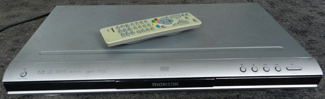 Thomson DTH222EA odtwarzacz DVD z pilotem, sprawny