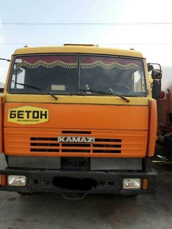 Продам бетоносмеситель КАМАЗ 53229