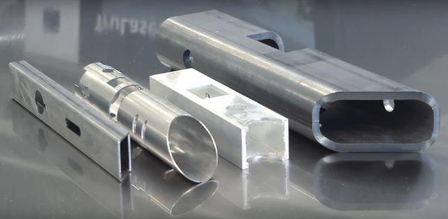 Лазерная резка трубы и листового металла