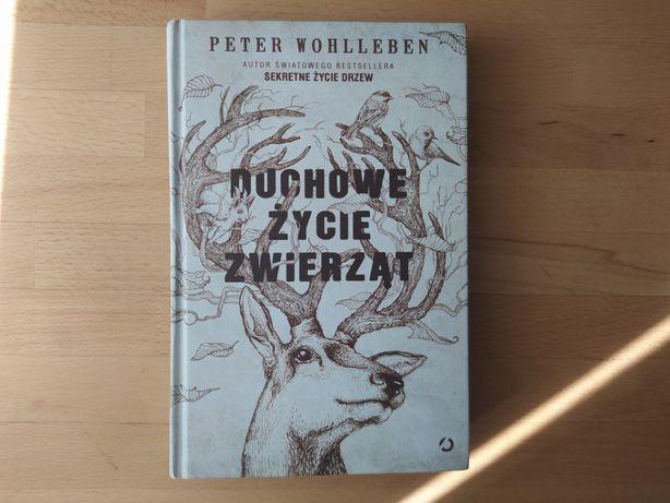 książka DUCHOWE ŻYCIE ZWIERZĄT Peter Wahlleben