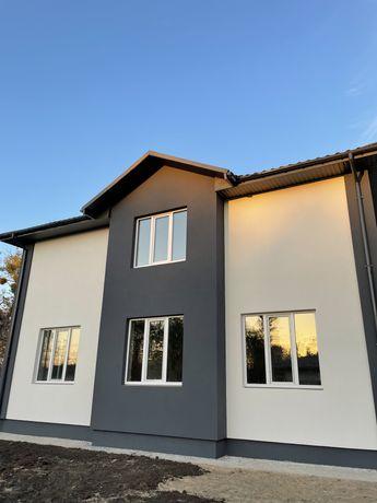 Двухэтажный дом 150м2, Вышгородский район, с. Новые Петровцы