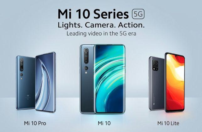 Xiaomi Mi 10 Global 128Gb/256Gb