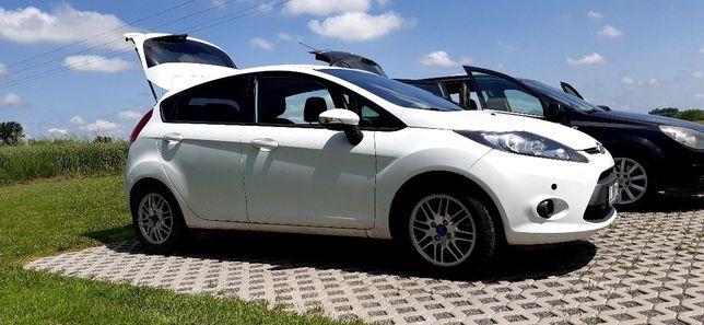 """Kola 15"""" Ford Fiesta MK7 sprzedam zamienię"""