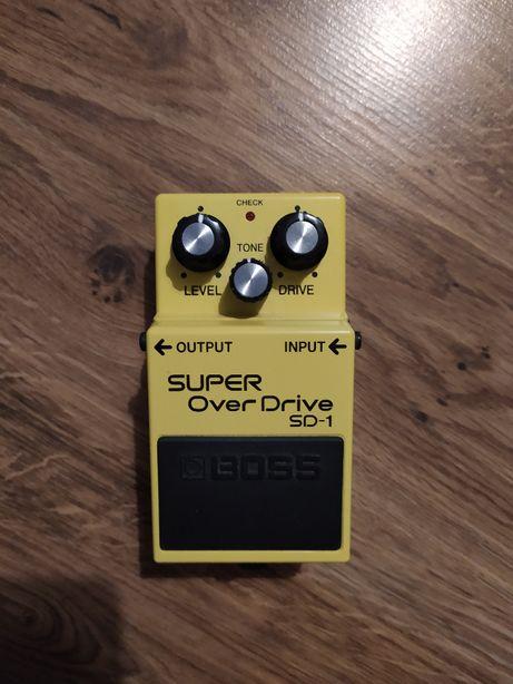 Efekt gitarowy Boss SD-1 SUPER OverDrive