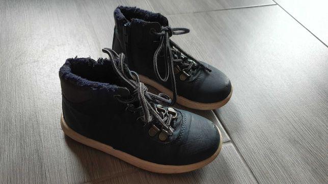 Buty ocieplane dla chłopca 27