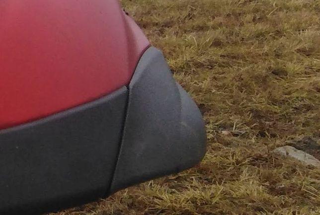 narożnik tył nosek przód plastiki praswy lewy odboje Yamaha skuter wod