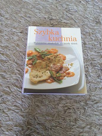 Książka kulinarna Szybka kuchnia