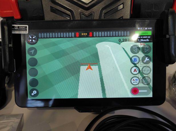 Курсоуказатель, GPS на трактор, параллельное вождение