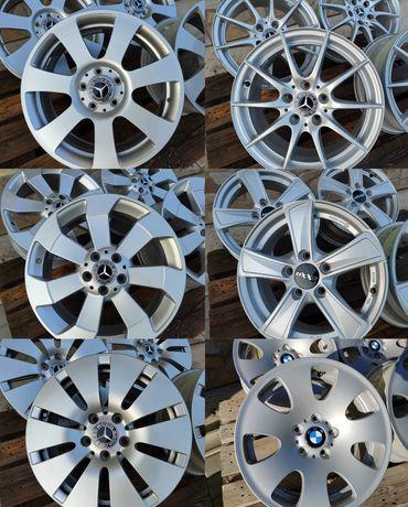 Mercedes BMW AUDI SKODA VW Широкий Вибір Дисків R16-R22