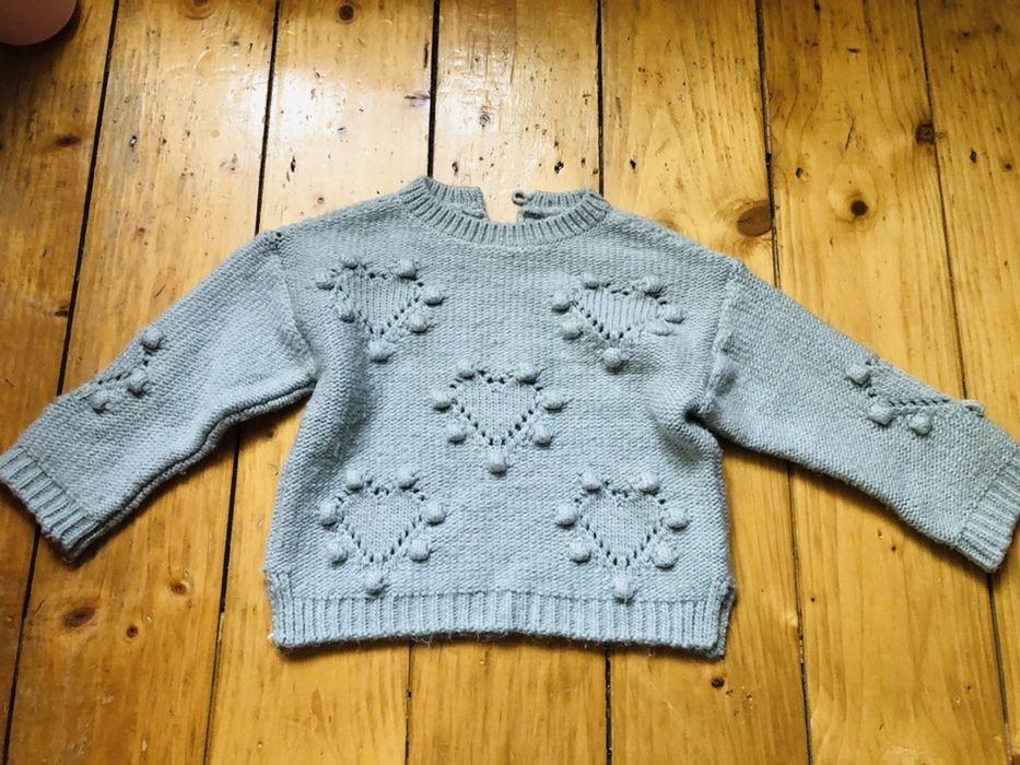 Вязаная трендовая кофта свитер zara Калуш - изображение 1