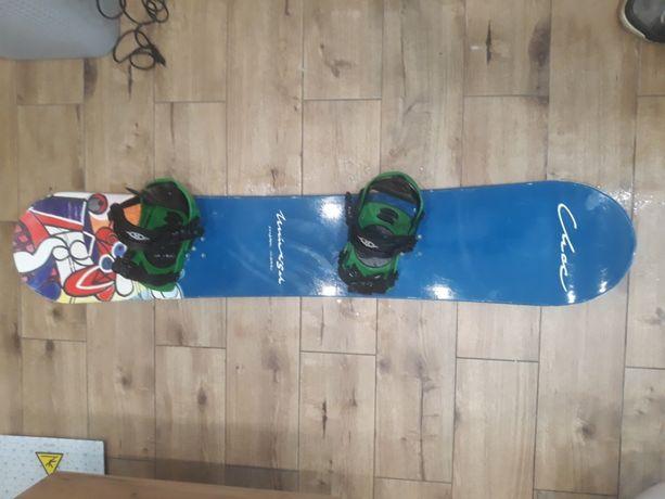 Snowboard deska Snowboardowa 150cm