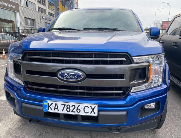 Продается Форд Ф 150 полноценный кузов 4 двери 2.7 мотор