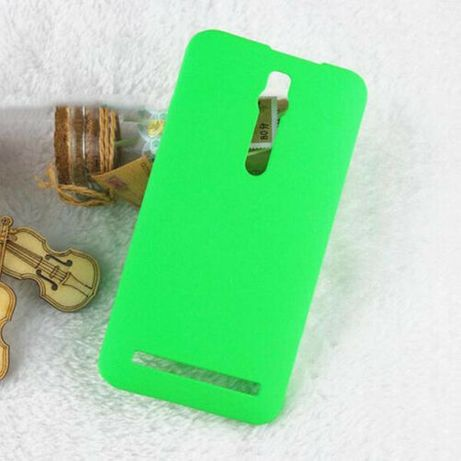 Capa p/ ASUS Zenfone 2 (Verde ou Azul)