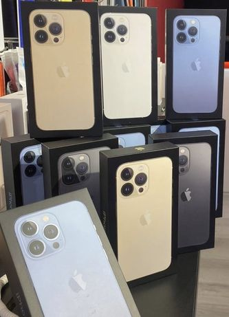 iPhone 13 PRO MAX 128GB/256GB/512GB/1TB (все цвета)