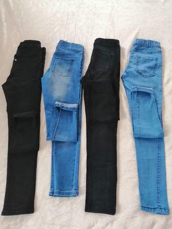 Штани (джинсові, вельветові, котонові) на дівчинку