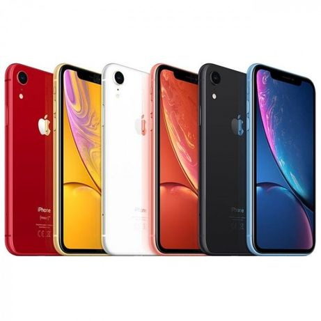 iPhone XR 64 Black/White Coral/Red/Blue Акция!
