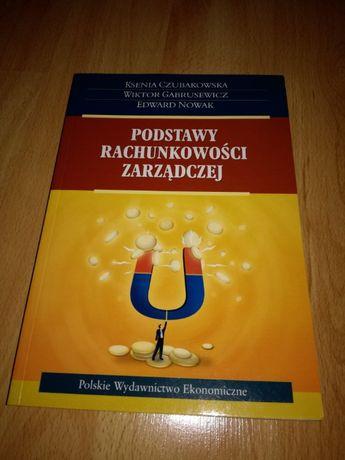 Podstawy rachunkowości zarządczej Czubakowska