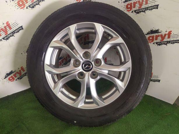 """Alufelgi 16"""" 5x114,3 Oryginał Mazda z oponami"""