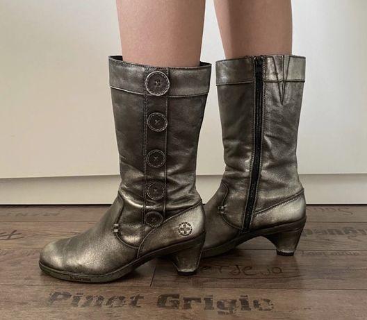 Piekne buty z firmy Dr Martens rozmiar 39 cale ze skory 100%