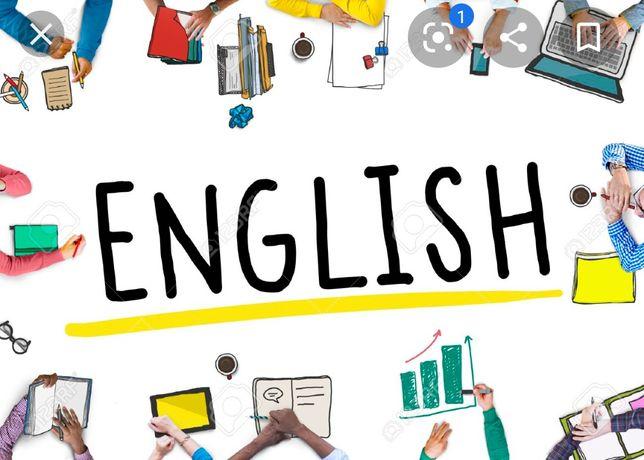 English, английский язык  100грн -час