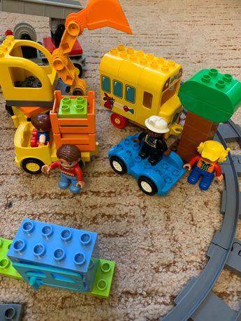 Продам Lego duplo от 2 до 5 лет