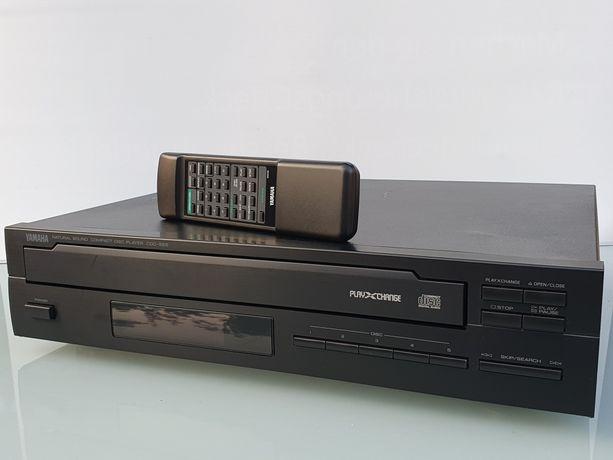 Yamaha CDC-555 Odtwarzacz CD 5 płyt + pilot