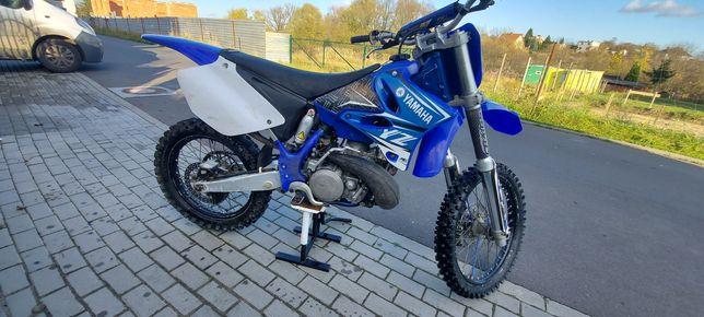 Yamaha yz 250 2t Zamiana na 4t