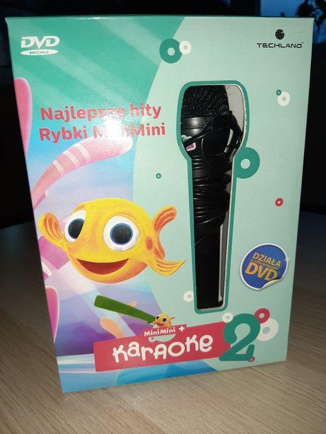 Rybka Mini Mini Karaoke 2 DVD