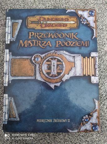 Przewodnik Mistrza Podziemi dungeons and dragons
