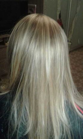Шатуш, омбре, мелировка, окрашивание волос, укладка