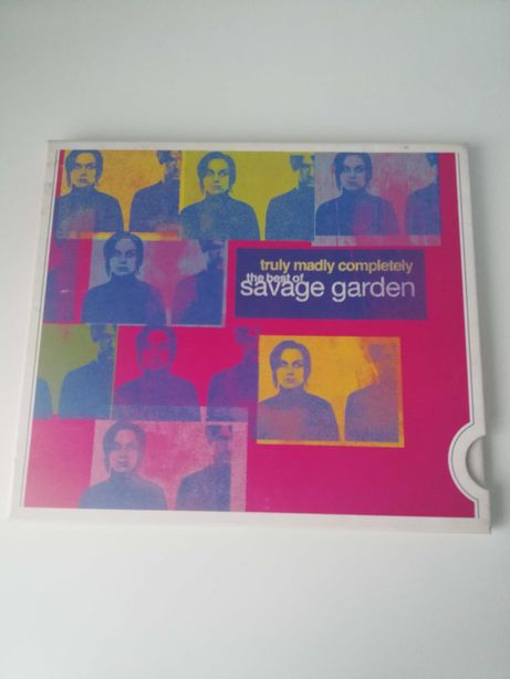 Płyta CD Savage Garden - Truly Madly Completely Best of
