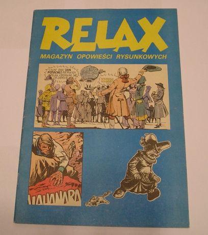 Relax komiks - numer 18 1978 - wydanie pierwsze