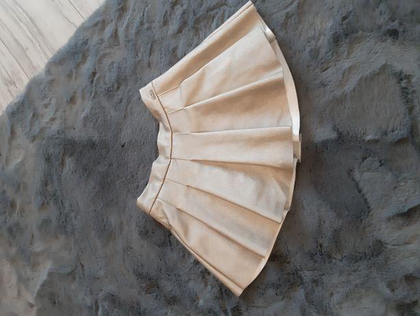 Spódniczka złota Mayoral 80cm