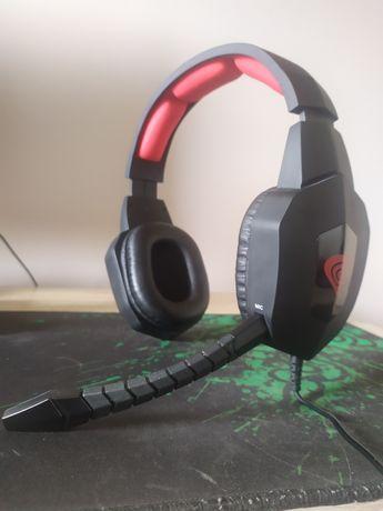 Słuchawki gamingowe Genesis h59 idealny stan