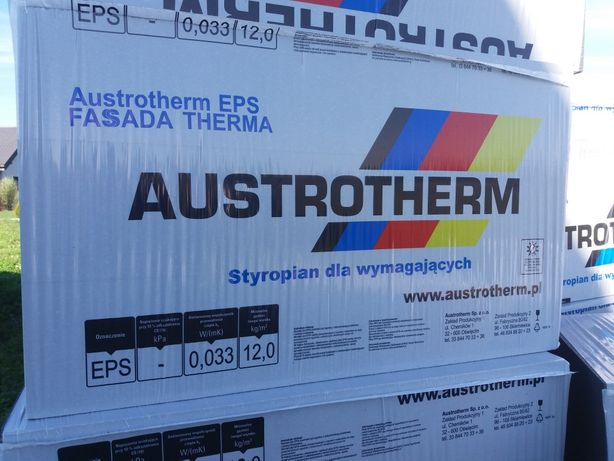 Stytlropian 20 grafit Austrotherm