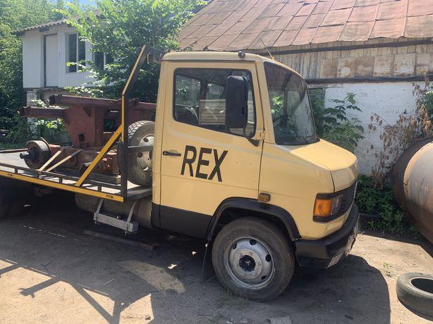 Евакуатор Мерседес REX 609 (5 т.)