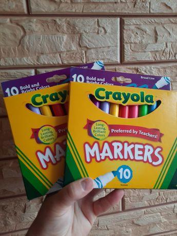 Фломастери Crayola