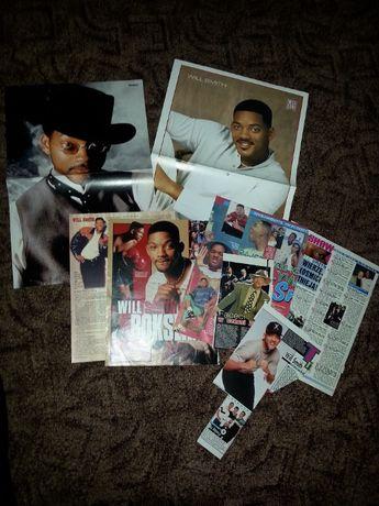 Will Smith - plakaty, materiały prasowe - sprzedam