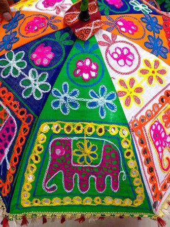 Sombrinha Decorativa – Elefantes