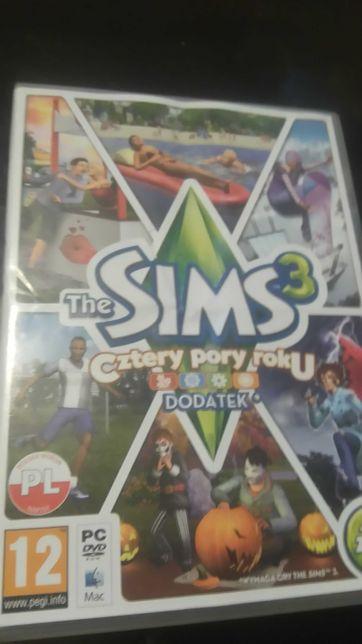The Sims3-cztery pory roku dodatek do gry pc,pl