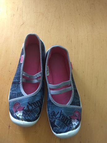 Buty firmy Befado roz. 34
