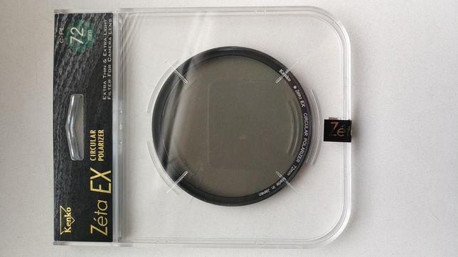 Светофильтр Kenko Zeta EX C-PL 72mm