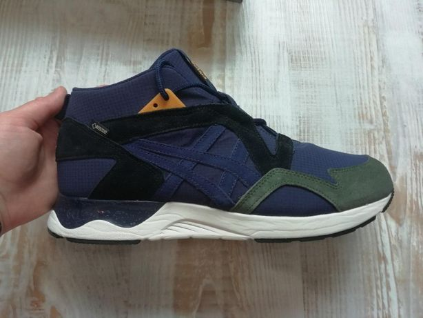 Новые! Зимние кроссовки Asics gore-tex как Nike Adiddas jordan kayano