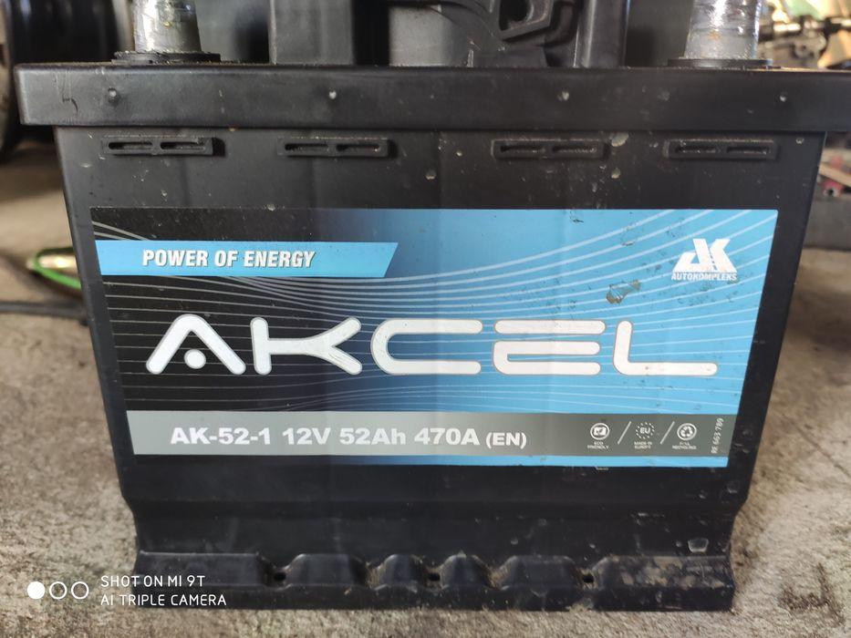Akumulator 52Ah dobry trzyma prąd Urszulewo - image 1
