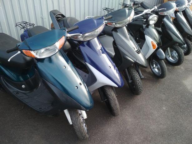 мопед-скутер леад  Хонда 27-34-35 Suzuki Honda без пробега по Украине