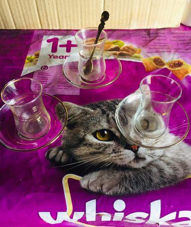Турецкие стаканы армуды для чая