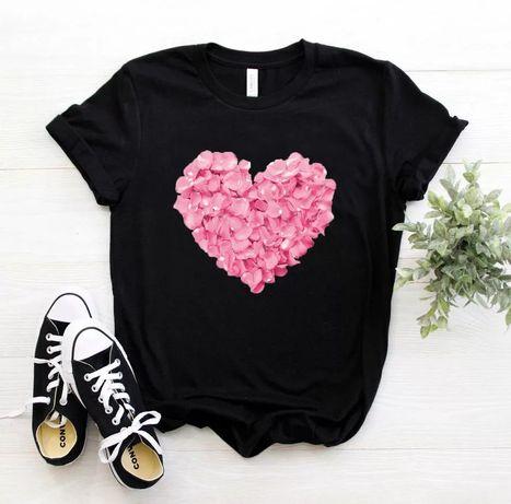 Koszulka damska t-shirt M